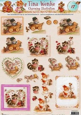 STAPCHAR17 Tina wenken charming Illustration Studio Light