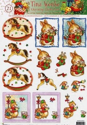 STAPCHAR21 Tina wenken charming Illustration Studio