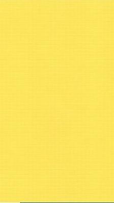 Opleg kaart 10 X 14,5 cm Nr 06 Kanariegeel per 4