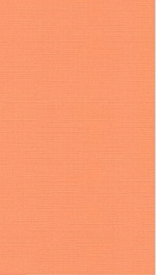 Opleg kaart 10 X 14,5 cm Nr 10 Zachtoranje per 4