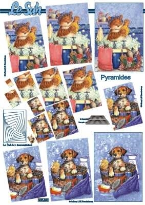 630050 Le Suh Pyramids dieren
