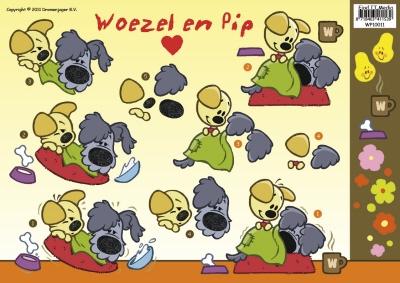 WP-10011 Woezel en Pip Beterschap
