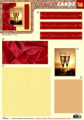 Cards16 Cards Studio Light 200 Gr.Karton