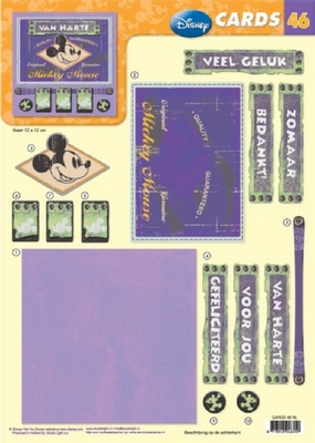 Cards46 Cards Studio Light 200 Gr.Karton
