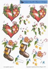 AW2003 Kerst figuurtjes Angelika Wagener