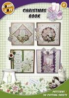 DOTS04 Hobbydots boek Nr. 4 Christmas book