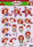STAPSTRAW21 Strawberry Shortcake Studio Light