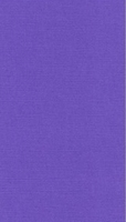 Vierkante opleg kaart 12,5 X 12,5 cm Nr 18 per 4 v violet