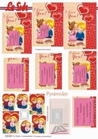 630054 Le Suh Pyramids valentijn