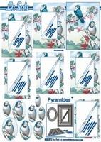 630071Le Suh Pyramids vogels