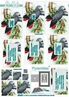 630083 Le Suh Pyramids vogels
