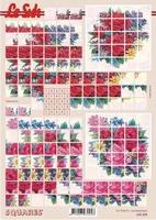630208 Le Suh Pyramids bloemen