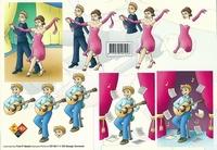 CD10011 Dansen Muziek