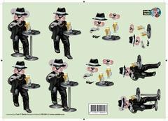 CW10001 Creddy world Popster
