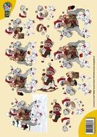 CW10043 Creddy World Kerst