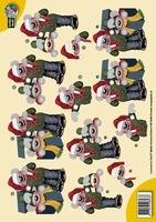 CW10046 Creddy World Kerst