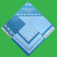 Handmade Paper SkyBlue