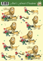 VB2720 Sterrenbeeld Leeuw