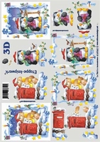 4169362 LeSuh Kerstbeer/Pinguin