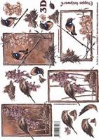 4169429 LeSuh 3D Vogels