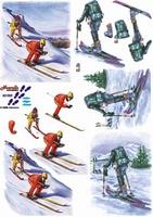 821509 LeSuh Skisport