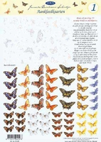 JS0301 Vlinders