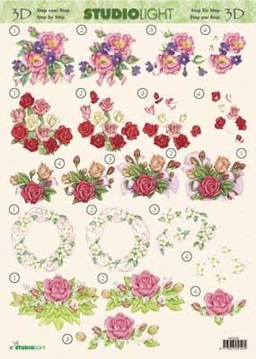 3DSLMIR038 - Bloemen