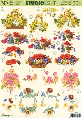 3DSLMIR031 - Bloemen