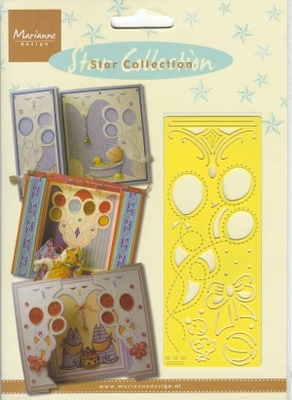 PD0001 - Marianne Design Star Collection Party