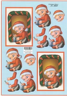 MAT2011 Matori Kerst Jongen