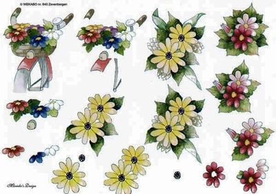 Wekabo 640 Bloemen Marieke