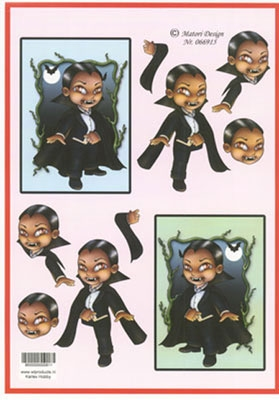 MAT066915 Jongen Dracula