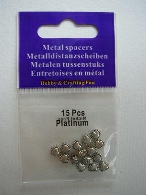 11303-9511 Metalen tussenstuk 15 St.
