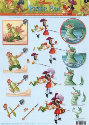 STAPPP02 Disney Peter Pan Studio Light