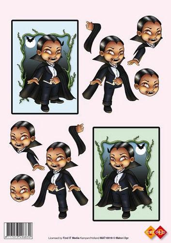 MAT10018 Matori Jongen Dracula