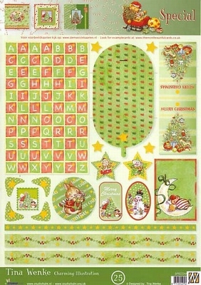 SPECCHAR25 Tina wenken charming Illustration Studio