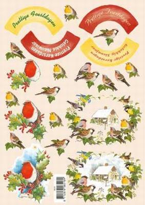 VB8518 Vogels draaischijf