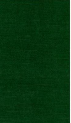 Vierkante opleg kaart 12,5 X 12,5 cm Nr 23 Kerstgroen 4 St.