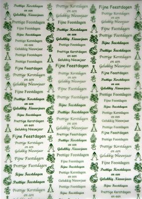 Vellum Groen verschillende teksten
