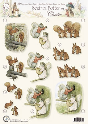 STAPPOT15 Peter Rabbit Studio Light