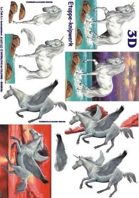 4169162 Paarden