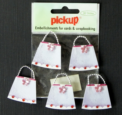 PUK1041 Embellishments for Cards and Scrapbooking