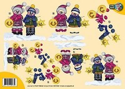 CW10021 Creddy World Winter
