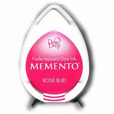 MD400 Memento Inkpad Dewdrops Rose bud