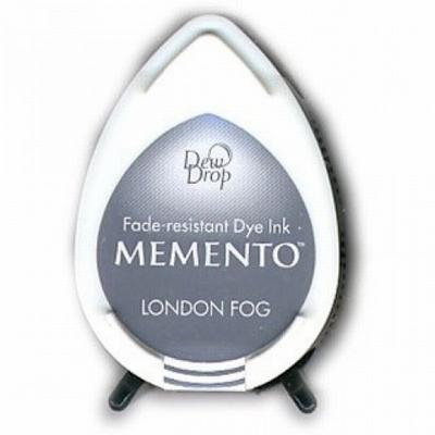 MD901 Memento Inkpad Dewdrops London Fog