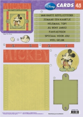 Cards45 Cards Studio Light 200 Gr.Karton