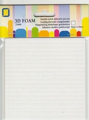 F3.0mm 3.3103 Foampads 3,0mm 5x5mm 400pcs