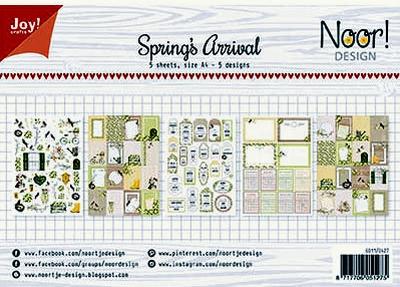 6011/0427 Labelvellen - Noor - Spring's Arrival