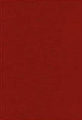 Vierkant karton 13,5 X 27 cm  Nr 14  Bordeaux per 5 vel