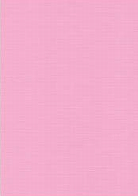Vierkant karton 13,5 X 27 cm  Nr 16 Roze per 5 vel